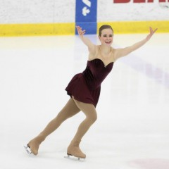 More than just a medal With the help of her sister who is battling cancer, McMaster's Riley Allison won gold at the OUA figure skating championships in an event she had not competed in for two years