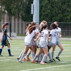 Women's Soccer Starts Season on Good Foot The women's soccer team is 2-1-1. Here is a short recap of their games so far.