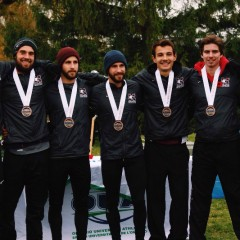 The groups of seven Get to know the top seven runners on the McMaster Cross Country Team