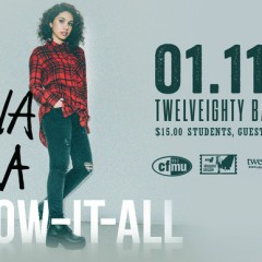 [GALLERY] Alessia Cara The Brampton native and Def Jam signee gave a fantastic performance at TwelvEighty that further cemented her as a talent to watch