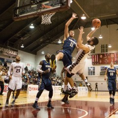 Big wins at home McMaster Men's Basketball are on an 8 game winning streak as they take two big wins in front of Marauder faithfuls