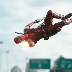[REVIEW] Deadpool The latest Marvel flick features a less than marquee name, but still manages to shine through its title character's bravado