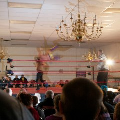 Inside the ring A look at Hamilton's independent wrestling scene, how it came to be, and the people who continue to fight to keep it running