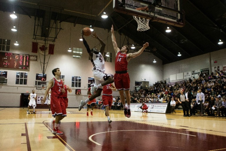 Where beats meets basketball McMaster Basketball's Troy Joseph looks ahead at the opportunities that await him
